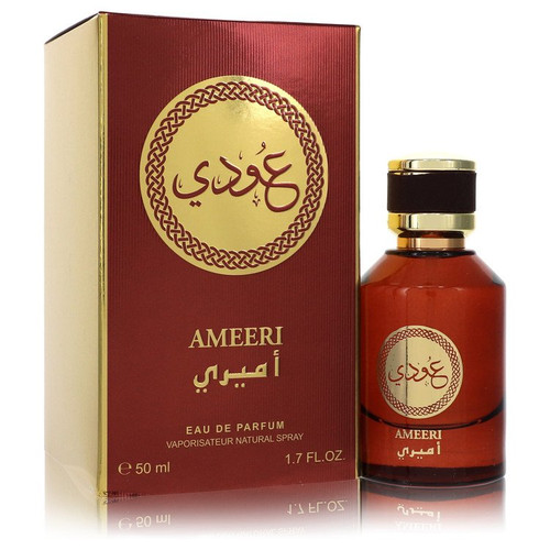 Rihanah Ameeri by Rihanah Eau De Parfum Spray (Unisex) 1.7 oz for Men