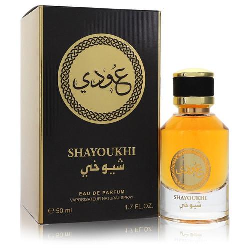 Rihanah Shayoukh by Rihanah Eau De Parfum Spray (Unisex) 1.7 oz for Men