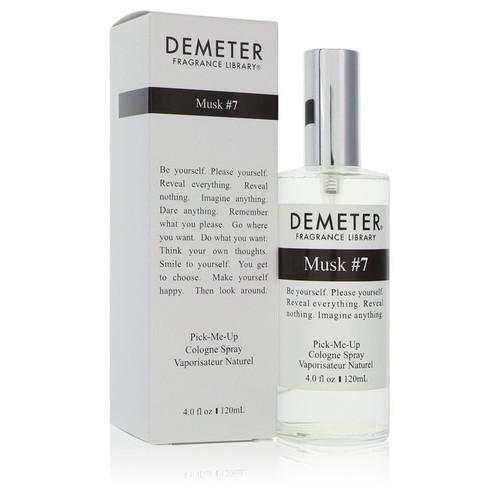 Demeter Musk #7 by Demeter Cologne Spray (Unisex) 4 oz for Men