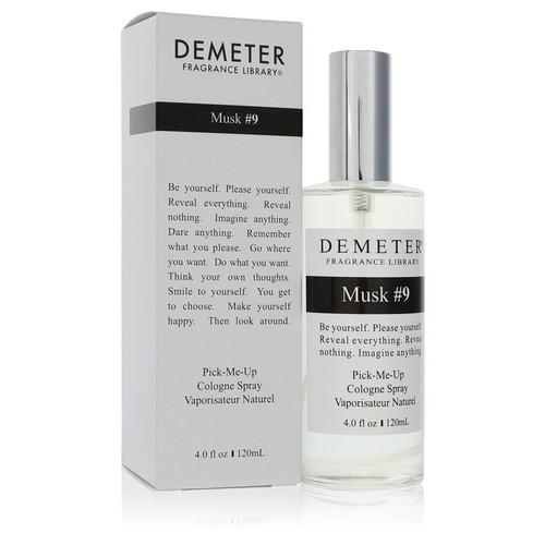 Demeter Musk #9 by Demeter Cologne Spray (Unisex)) 4 oz for Men