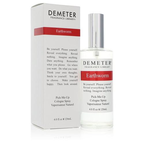 Demeter Earthworm by Demeter Cologne Spray (Unisex) 4 oz for Women