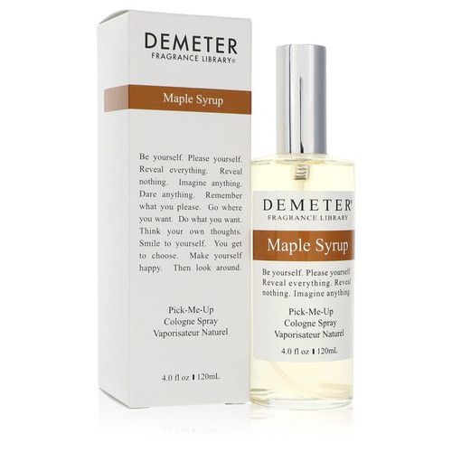 Demeter Maple Syrup by Demeter Cologne Spray (Unisex) 4 oz for Women