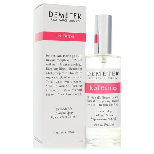 Demeter Iced Berries by Demeter Cologne Spray (Unisex) 4 oz for Women