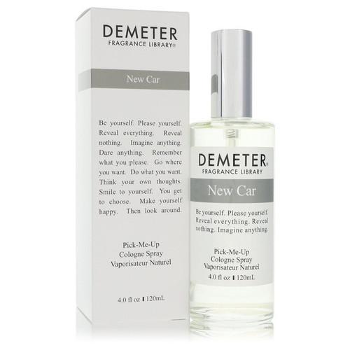 Demeter New Car by Demeter Cologne Spray (Unisex) 4 oz for Women