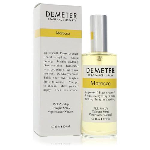 Demeter Morocco by Demeter Cologne Spray (Unisex) 4 oz for Women