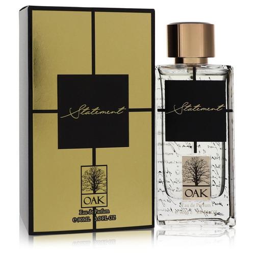 Oak Statement by Oak Eau De Parfum Spray (Unisex) 3 oz for Men