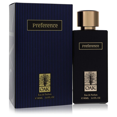 Oak Preference by Oak Eau De Parfum Spray (Unisex) 3 oz for Men