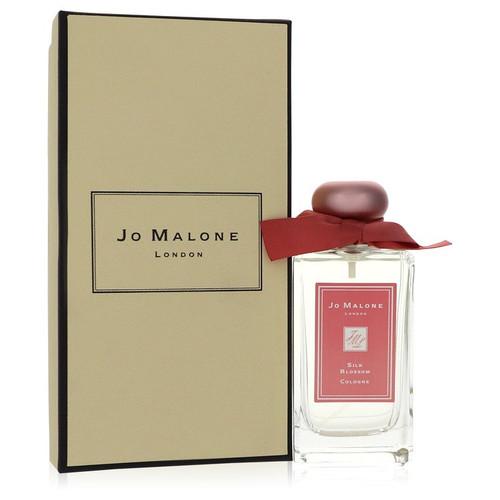 Jo Malone Silk Blossom by Jo Malone Cologne Spray (Unisex) 3.4 oz for Women