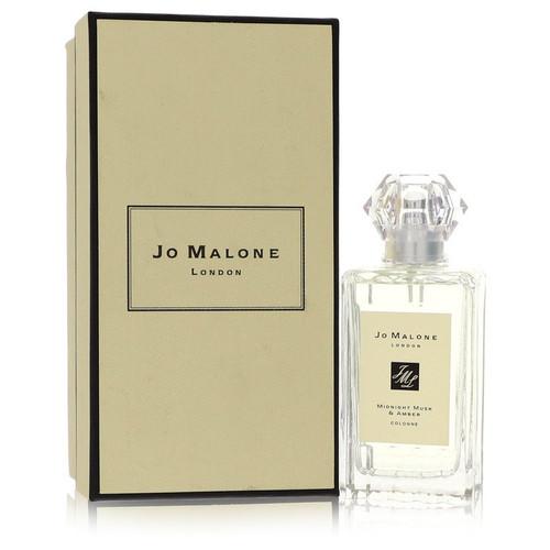 Jo Malone Midnight Musk & Amber by Jo Malone Cologne Spray (Unisex) 3.4 oz for Men