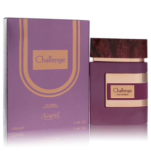 Sapil Challenge by Sapil Eau De Parfum Spray 3.4 oz for Women