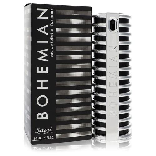 Sapil Bohemian by Sapil Eau De Toilette Spray 2.7 oz for Men