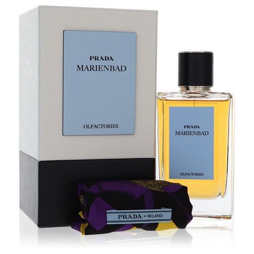Prada Olfactories Marienbad by Prada Eau De Parfum Spray with Gift Pouch (Unisex) 3.4 oz 3.4 oz Eau De Parfum Spray + Gift Pouch for Men