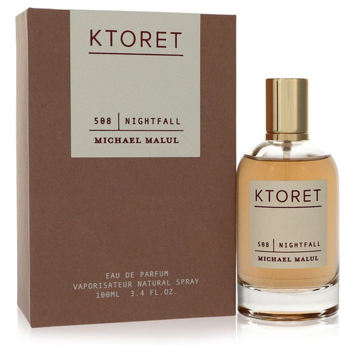 Ktoret 508 Nightfall by Michael Malul Eau De Parfum Spray 3.4 oz for Women