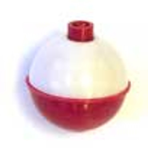 """Eagle Claw Float Red/White Snap-on 50ct 2"""""""