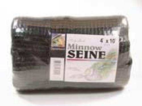 Mid Lakes Nylon Minnow Seine 414-4 x 8
