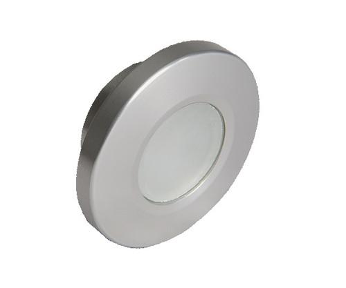 Lumitec Orbit Down Light Warm White Brushed Finish