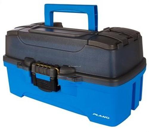 Plano 3-Tray Tackle Box Bright