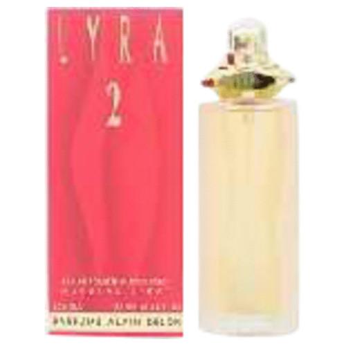 Lyra 2 by Parfums Alain Eau De Toilette Spray 3.3 oz for Women