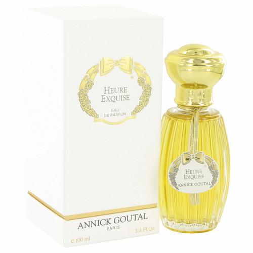 Heure Exquise by Annick Goutal Eau De Parfum Spray 3.4 oz for Women