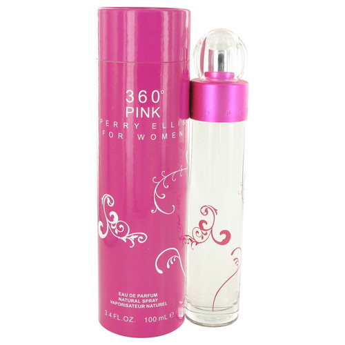 perry ellis 360 Pink by Perry Ellis Eau De Parfum Spray 3.4 oz for Women