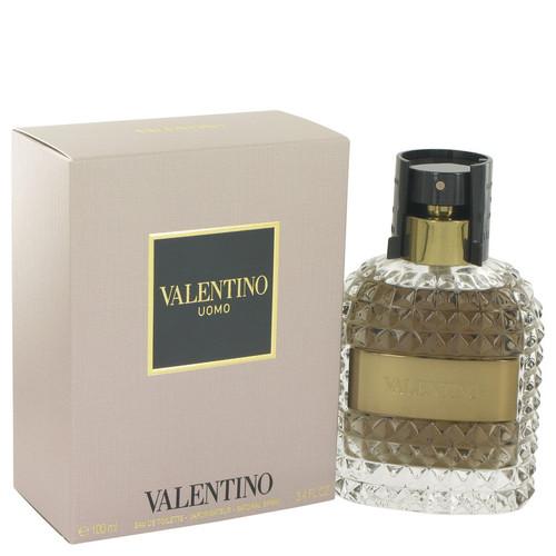 Valentino Uomo by Valentino Eau De Toilette Spray 3.4 oz for Men