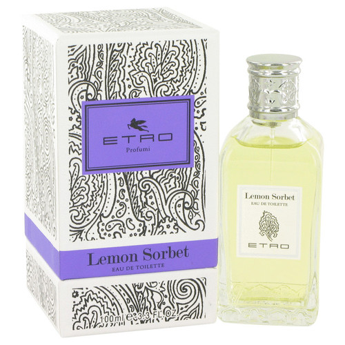 Etro Lemon Sorbet by Etro Eau De Toilette Spray (Unisex) 3.4 oz for Women