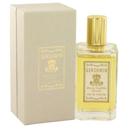 Gershwin by Maria Candida Gentile Eau De Parfum Spray (Unisex) 3.3 oz for Women