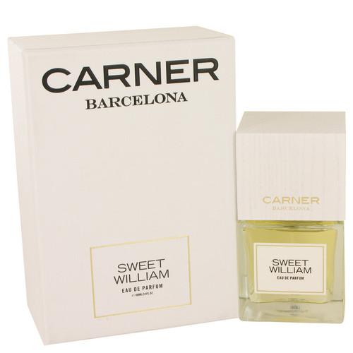 Sweet William by Carner Barcelona Eau De Parfum Spray 3.4 oz for Women