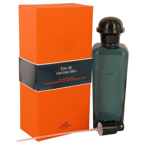 Eau De Narcisse Bleu by Hermes Cologne Spray (Unisex) 6.7 oz for Women