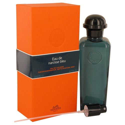 Eau De Narcisse Bleu by Hermes Cologne Spray (Unisex) 6.7 oz for Men