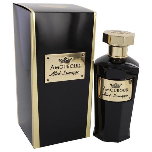 Miel Sauvage by Amouroud Eau De Parfum Spray (Unisex) 3.4 oz for Women