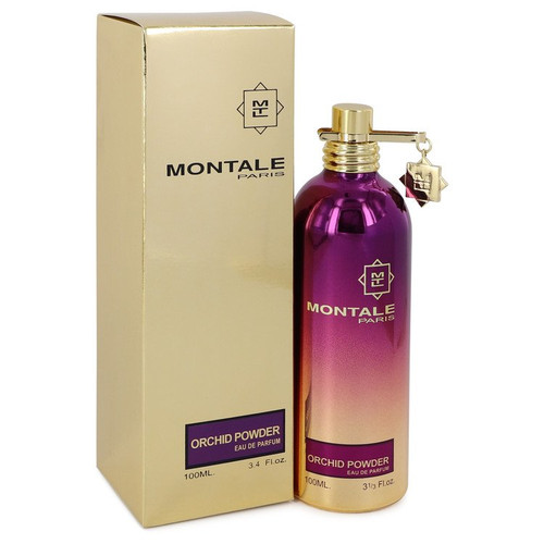 Montale Orchid Powder by Montale Eau De Parfum Spray (Unisex) 3.4 oz for Women