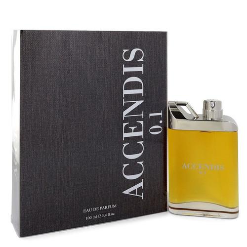 Accendis 0.1 by Accendis Eau De Parfum Spray (Unisex) 3.4 oz for Women