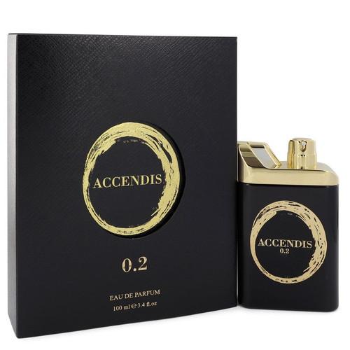 Accendis 0.2 by Accendis Eau De Parfum Spray (Unisex) 3.4 oz for Women