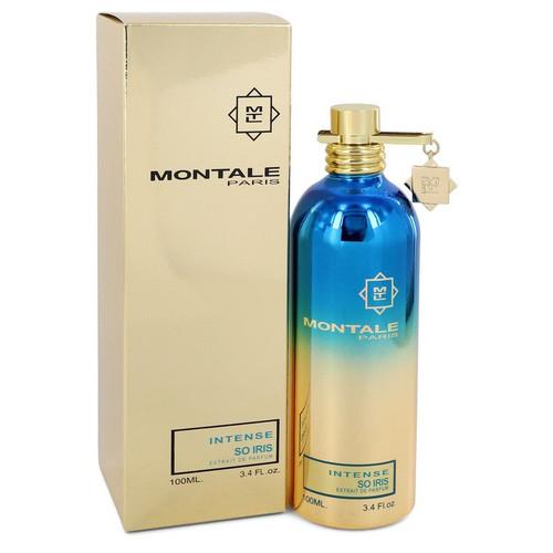 Montale Intense So Iris by Montale Eau De Parfum Spray (Unisex) 3.3 oz for Women