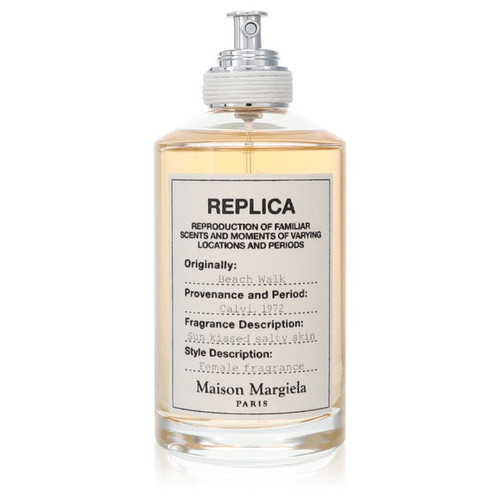 Replica Beachwalk by Maison Margiela Eau De Toilette Spray (Tester) 3.4 oz for Women