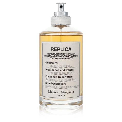 Replica Music Festival by Maison Margiela Eau De Toilette Spray (Unisex Tester) 3.4 oz for Women