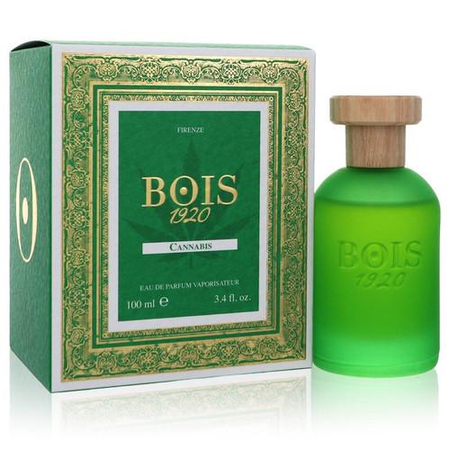 Bois 1920 Cannabis by Bois 1920 Eau De Parfum Spray (Unisex) 3.4 oz for Men