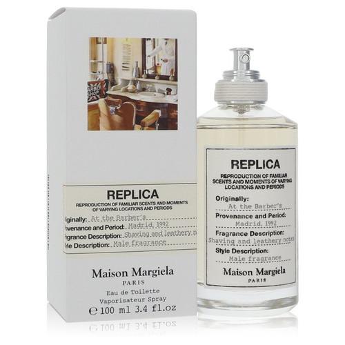 Replica At The Barber's by Maison Margiela Eau De Toilette Spray 3.4 oz for Men