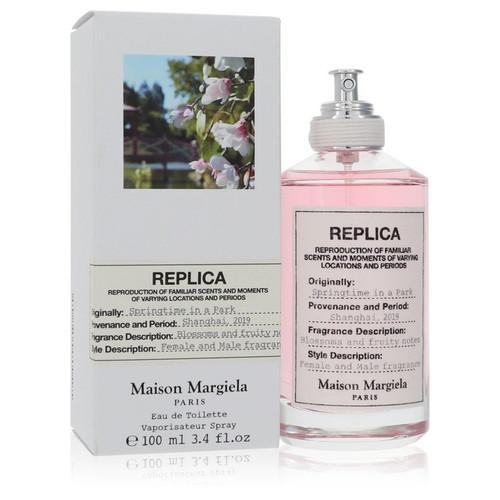 Replica Springtime In A Park by Maison Margiela Eau De Toilette Spray (Unisex) 3.4 oz for Women