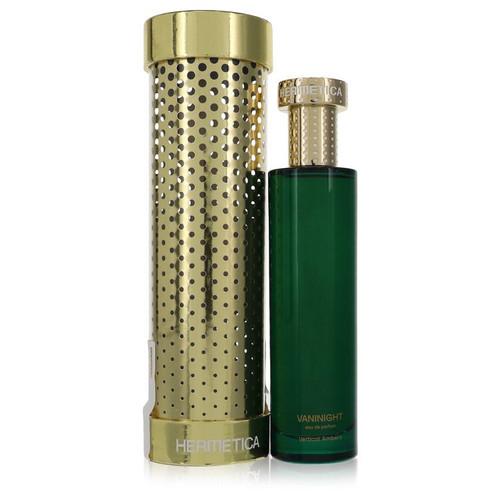 Vaninight by Hermetica Eau De Parfum Spray (Unisex) 3.3 oz for Men