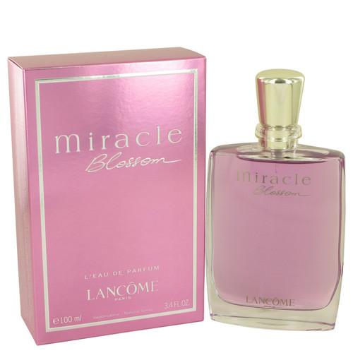 Miracle Blossom by Lancome Eau De Parfum Spray 1.7 oz for Women