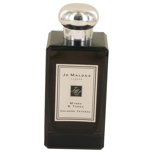 Jo Malone Myrrh & Tonka by Jo Malone Cologne Intense Spray (Unisex Unboxed) 3.4 oz for Women