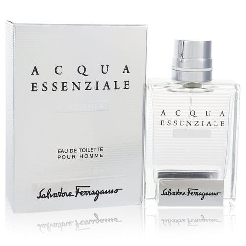 Acqua Essenziale Colonia by Salvatore Ferragamo Eau De Toilette Spray 1.7 oz for Men