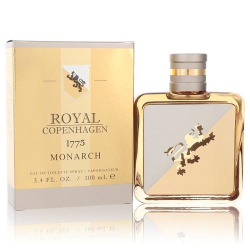 Royal Copenhagen 1775 Monarch by Royal Copenhagen Eau De Toilette Spray 3.4 oz for Men
