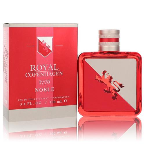 Royal Copenhagen 1775 Noble by Royal Copenhagen Eau De Toilette Spray 3.4 oz for Men