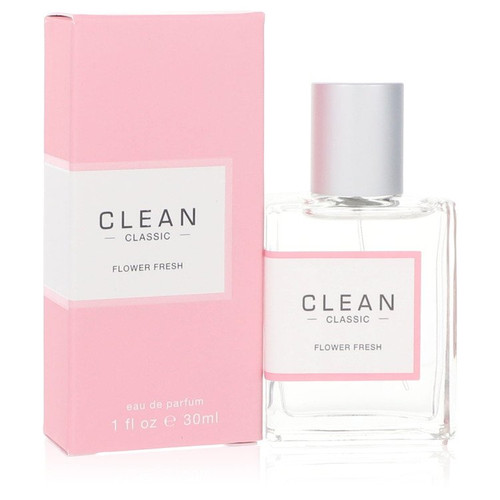 Clean Classic Flower Fresh by Clean Eau De Parfum Spray 1 oz for Women