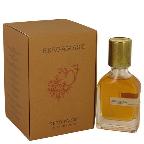 Bergamask by Orto Parisi Parfum Spray (Unisex) 1.7 oz for Women