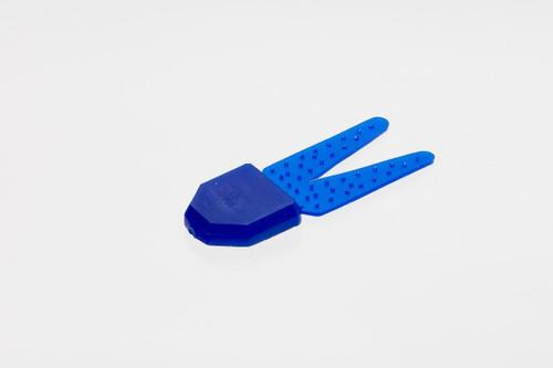 "Zoom Big Salty Chunk 3"" 5/bag Flippin Blue"