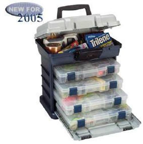Plano Rack System 4x3650 Blue/Silver